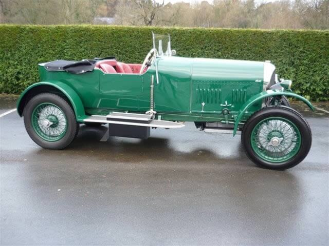 1925 Bentley 3 Litre Red Label