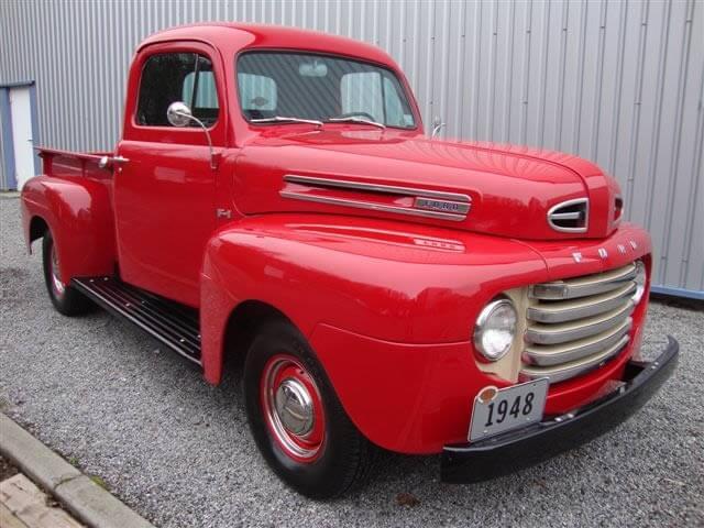 1948 Ford F1 Pickup