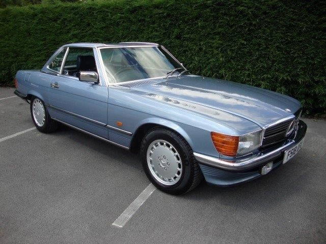 1989 Mercedes 300SL
