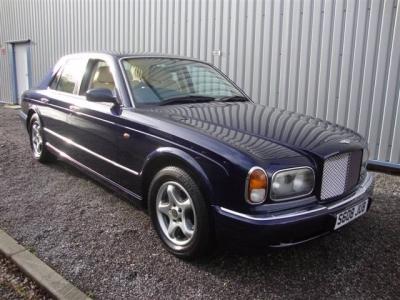 1998 Bentley Arnage Red Label