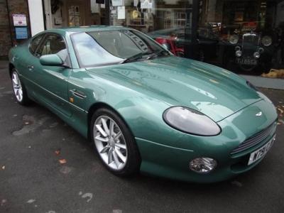 2000 Aston Martin DB7 V12 Vantage Auto