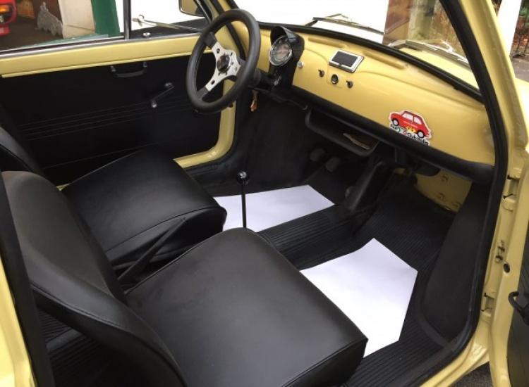 1975 Fiat 500 LHD