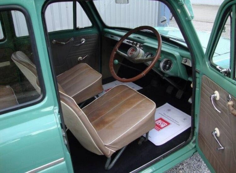 1960 Ford 100E Popular SOLD