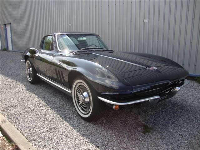 1965 Corvette Stingray C2 Coupe