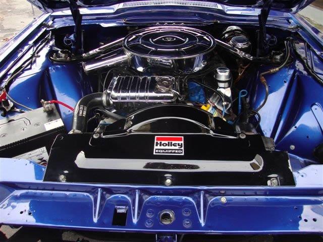 1965 Ford Thunderbird 6.4L V8
