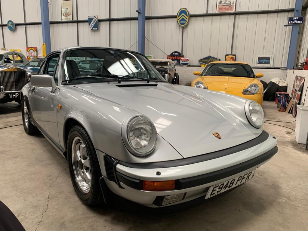 1988 Porsche 911 Carrera Sport Coupe