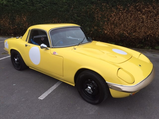 1967 Lotus Élan S3 FHC