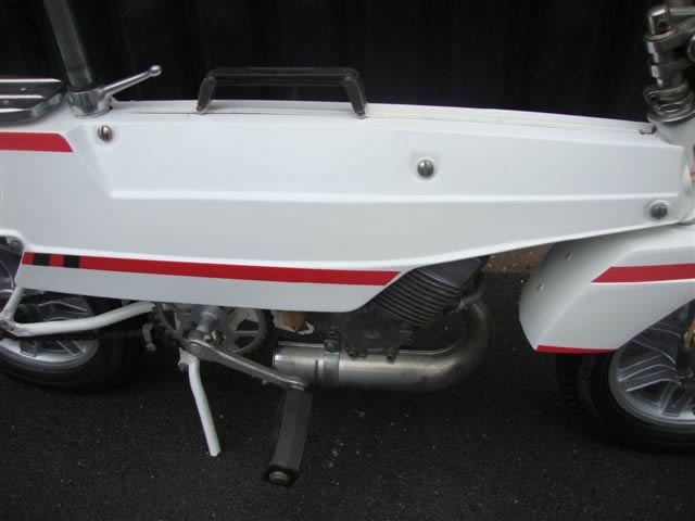 1976 Mobylette X7 Special 50cc