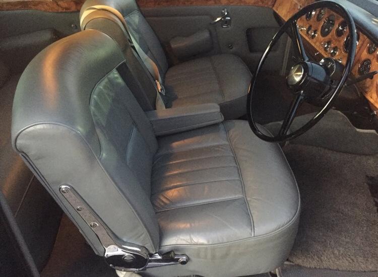 1968 Rolls Royce MPW 2 Door Coupe SOLD