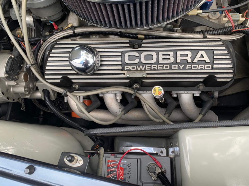 1990 AC Cobra Mark 1V - AutoKraft