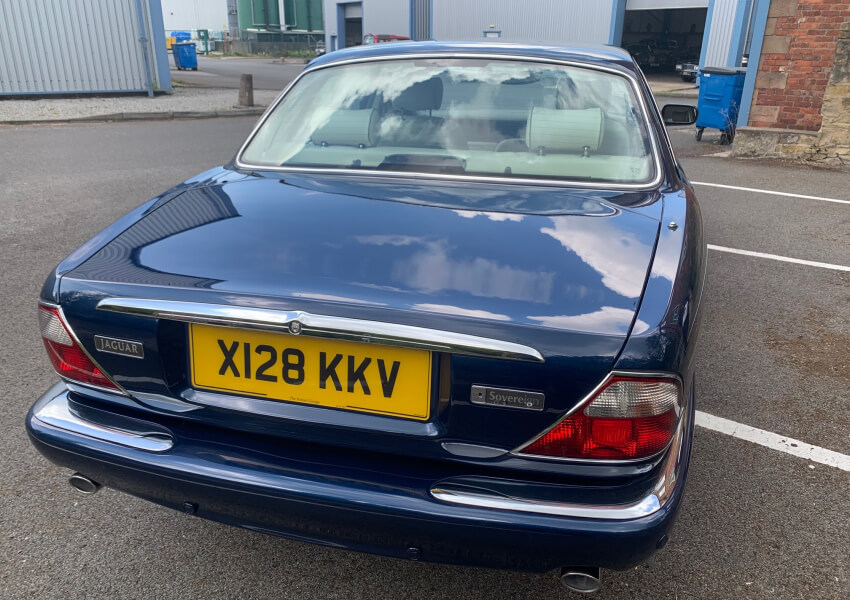 2000 Jaguar Sovereign 4.0 V8 auto