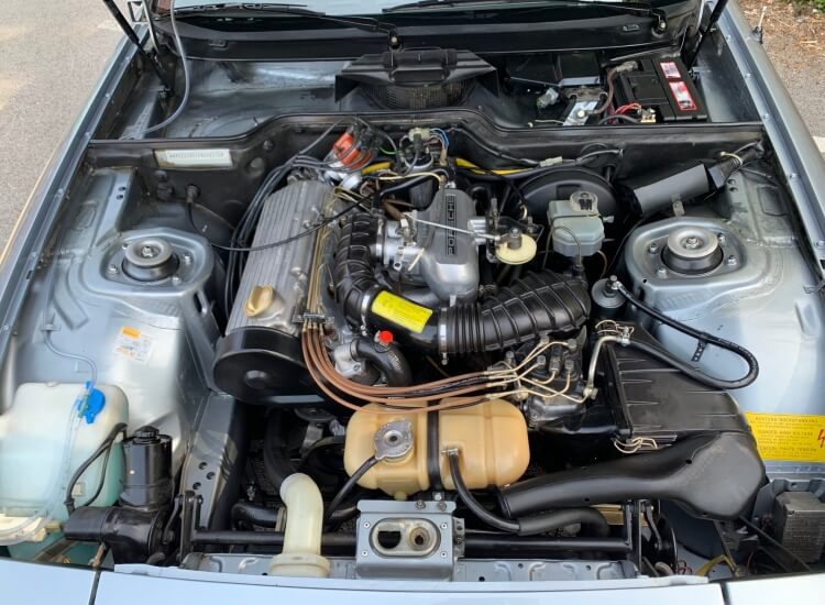 1984 Porsche 924 Auto