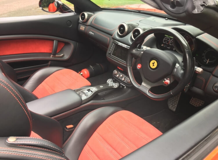 2011 Ferrari California 4300 V8