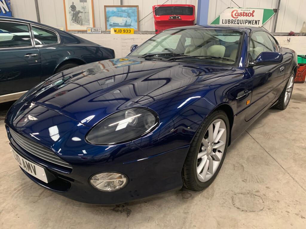 2001 Aston Martin DB7 Vantage [SOLD]