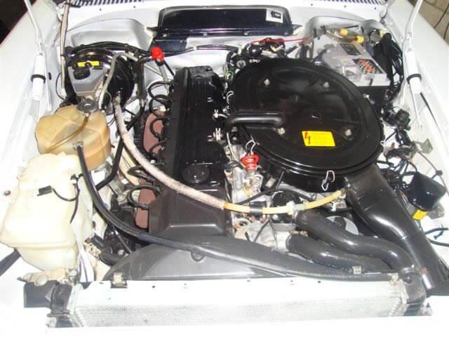1989 Mercedes 300SL, sports
