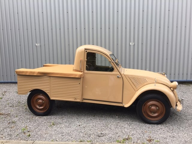 1954/5 Citroen 2CV Pick Up