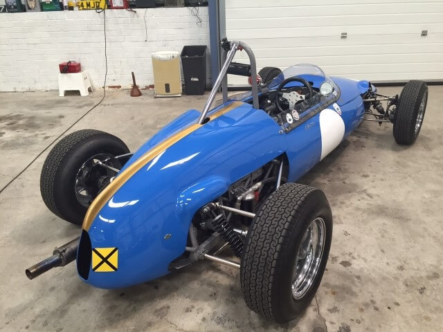 1963 Donford Formula Junior SOLD
