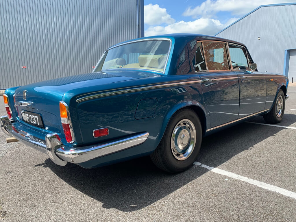 1975 Rolls Royce Silver Shadow 1