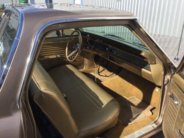 1967 Chevrolet El Camino 283ci (4.6 V8)