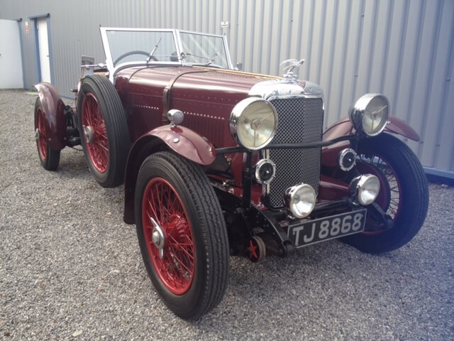 1935 Alvis Firebird Sports