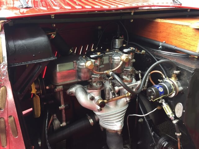 1934 Singer 9 LeMans