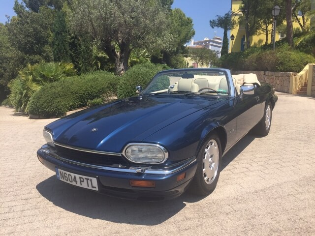 1996 Jaguar XJS 4.0L celebration SOLD