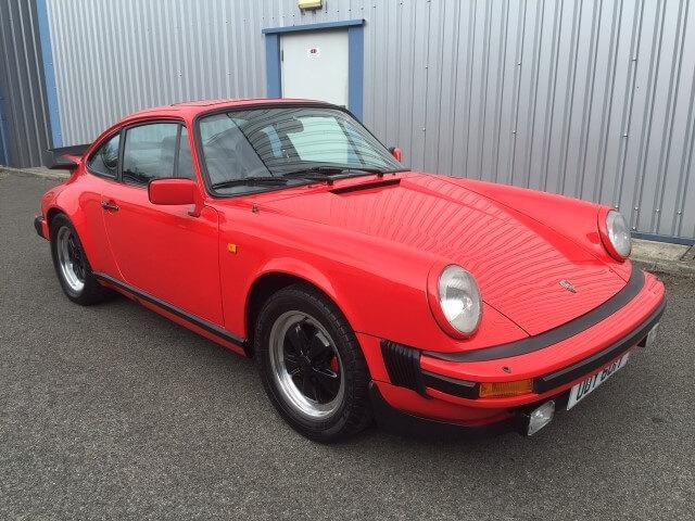 1983 Porsche 911 Carrera 3.0 Sport Coupe