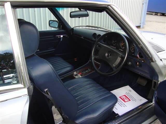 1987 Mercedes 300SL Sports
