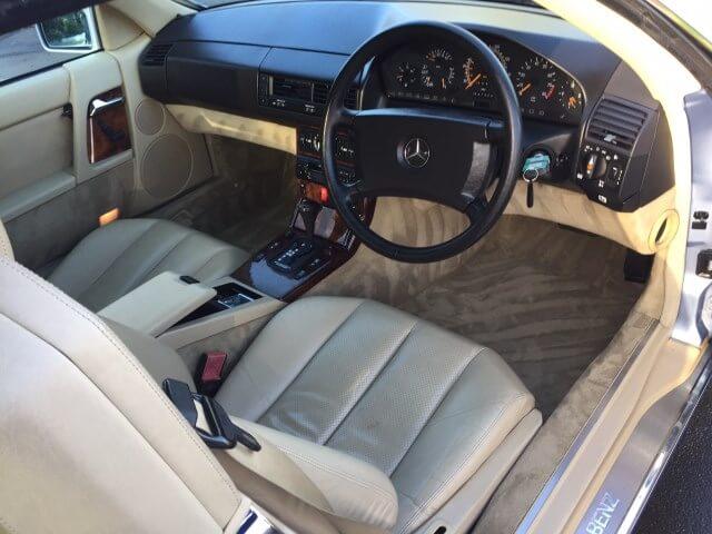 1991 Mercedes 300SL 24 Valve