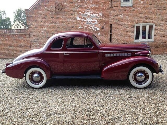 1937 buick opera coupe. Black Bedroom Furniture Sets. Home Design Ideas