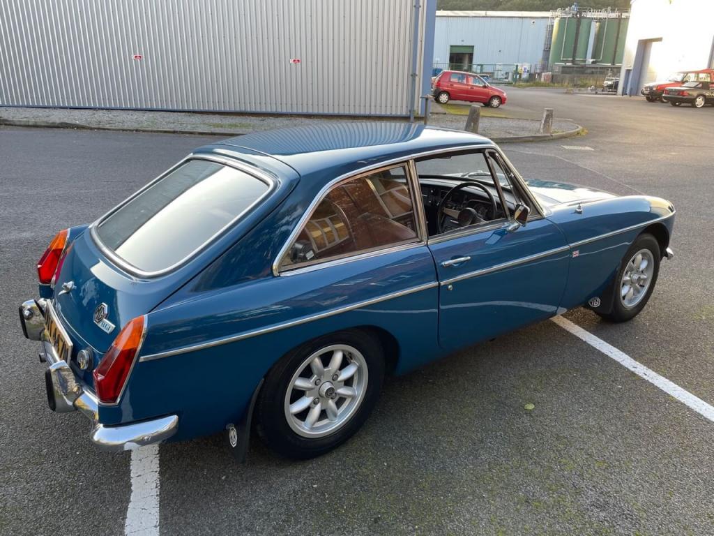 1974 MG MGB GT