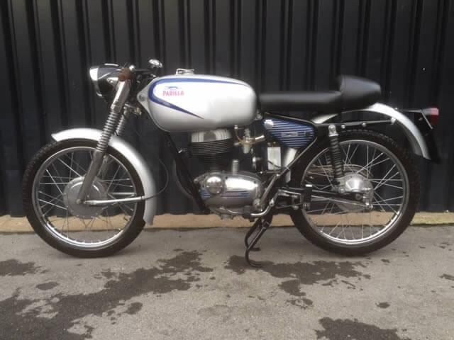 1958 Parilla 125