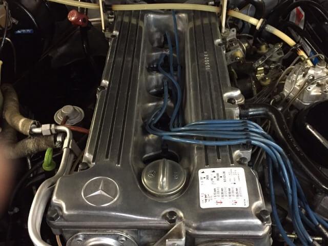 1983 Mercedes 280 SL W107 sports