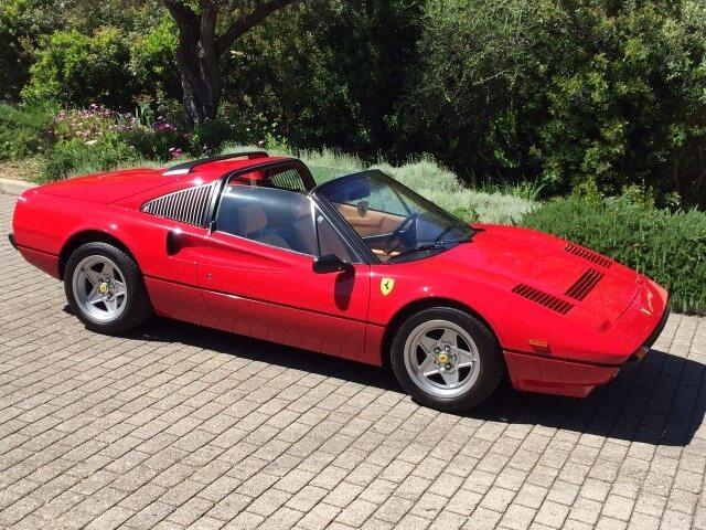 1983 Ferrari 308 GTS QV