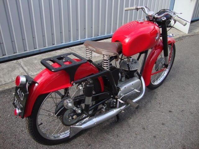 1953 MV Augusta 125 SOLD