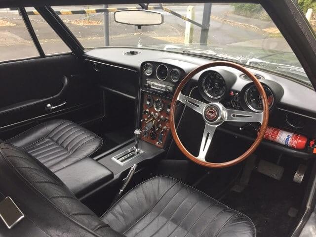 1969 Jensen Interceptor MK1