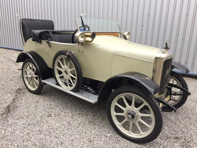 1923 Jowett 7HP