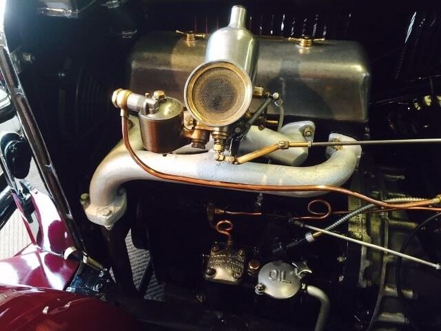 1935 Alvis Firebird Sports SOLD