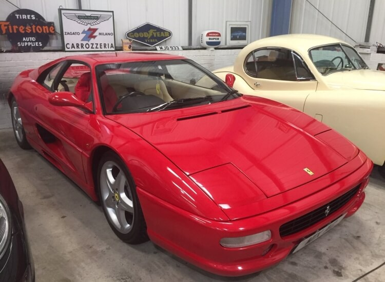 1998 (April) Ferrari 355 Berlinetta