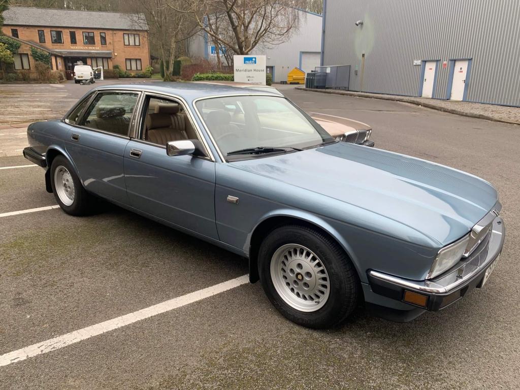 [SOLD] 1989 Jaguar XJ 3.6 Rare Manual
