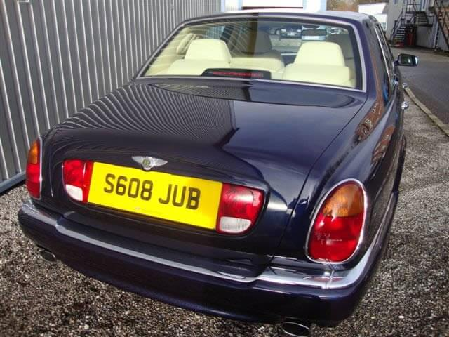1998 Bentley Arnage SOLD