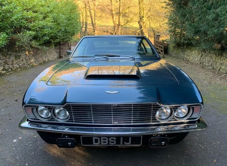 1971 Aston Martin DBS V8 Auto