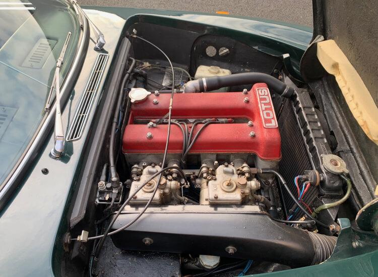 1970 Lotus Elan S4 SE. DHC