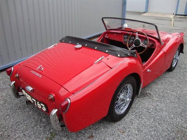 1961 Triumph TR3A