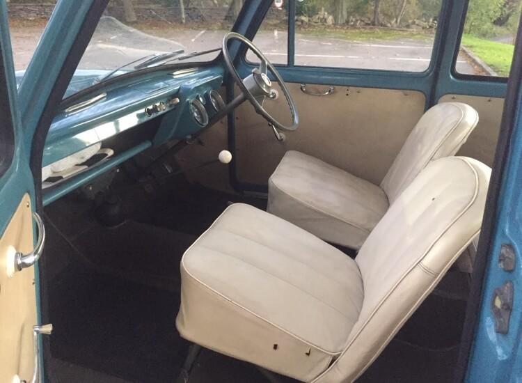 1960 Ford Popular