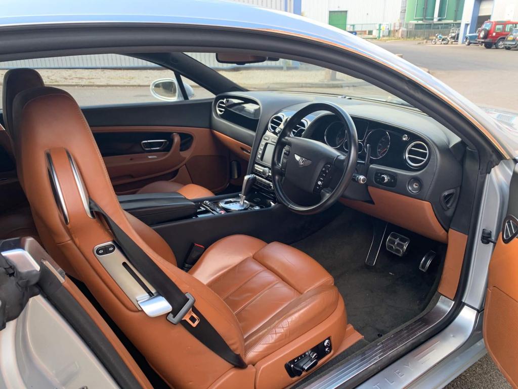 [SOLD] 2004/5 Bentley Continental GT