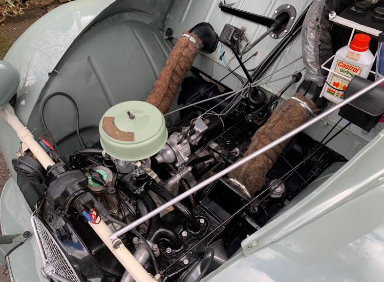 [SOLD] 1958 Citroen 2CV