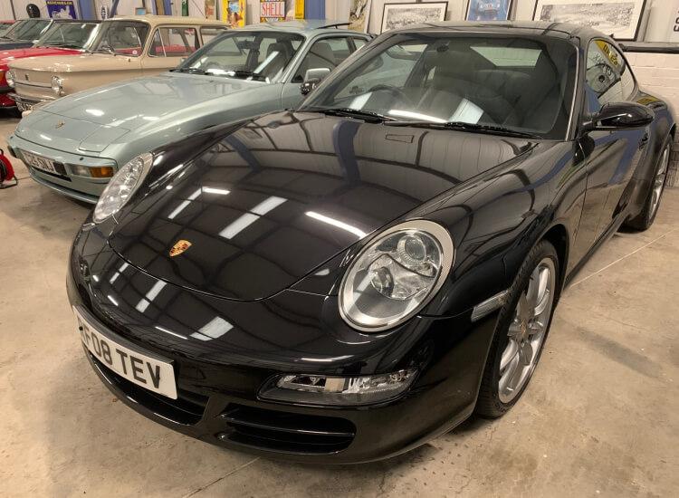 2008 Porsche 991 (997) Carrera 2