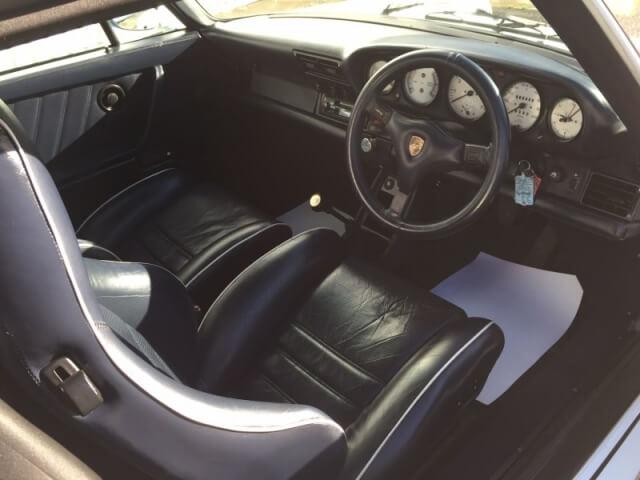 1988 Porsche 911 (930 Turbo) Cabriolet SOLD!
