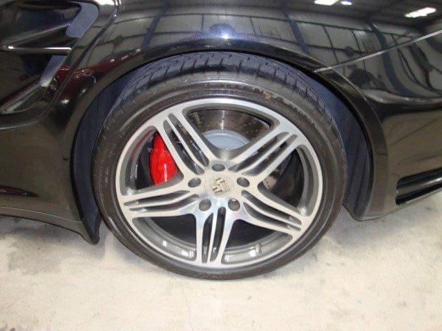 2008 Porsche 997 Turbo